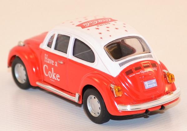 Volkswagen coccinelle 1966 coca cola 1 43 motor city 440030 autominiature01 com 2