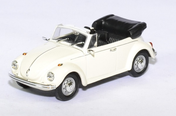 Volkswagen coccinelle 1972 cabriolet 1 43 lucky die cast autominiature01 1