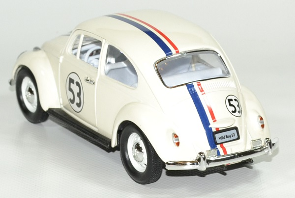 Volkswagen coccinelle choupette 53 1967 lucky 1 24 autominiature01 2