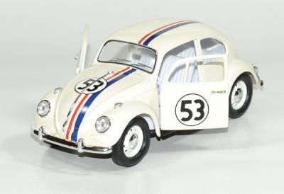 Volkswagen coccinelle choupette 53 1967 lucky 1 24 autominiature01 4