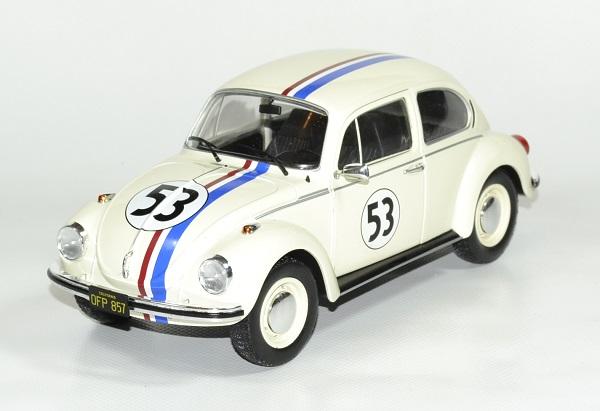 Volkswagen coccinelle choupette 53 1973 solido 1 18 autominiature01 1