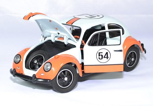 Volkswagen coccinelle gulf greenlight 1 18 autominiature01 3