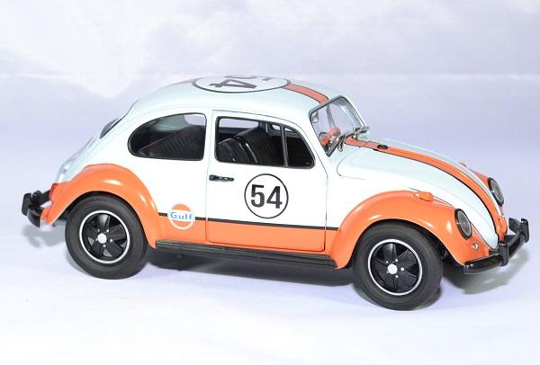 Volkswagen coccinelle gulf greenlight 1 18 autominiature01 4