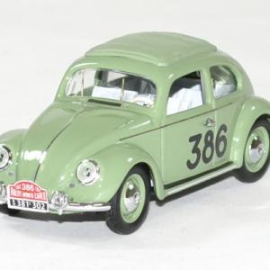 Volkswagen Coccinelle # 386 Rallye Monte Carlo 1954