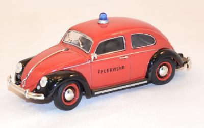Volkswagen coccinelle pompier