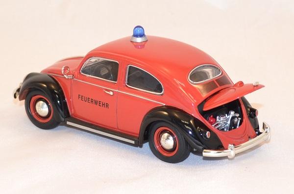 Volkswagen coccinelle pompier 1 43 schuco autominiature01 com 3