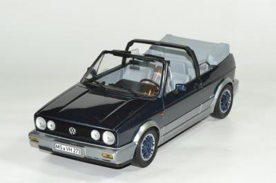 Volkswagen golf cabrio bel air 1992 norev 1 18 autominiature01 1