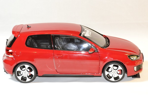 Volkswagen golf gti 2009 rouge norev 1 18 188488 autominiature01 2