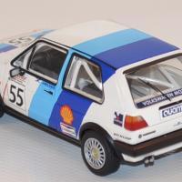 Volkswagen golf gti ii 16v 1988 rac corgi vanguards autominiature01 com van13601 2