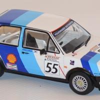 Volkswagen golf gti ii 16v 1988 rac corgi vanguards autominiature01 com van13601 3