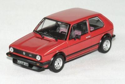 Volkswagen Golf gti rouge - GTI collection