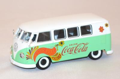 Volkswagen minibus T1 1959 Coca Cola 1/43 Motor City
