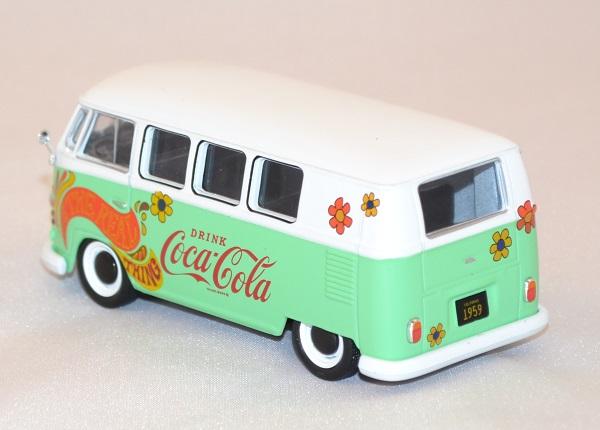 Volkswagen minibus 1959 cocacola mcity 478064 1 43 autominiature01 com 2