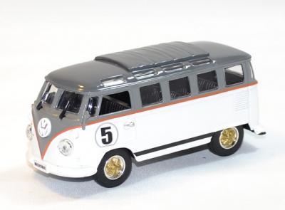 Volkswagen minibus 1962 #5 blanc et noir