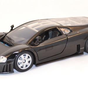 Volkswagen nardo w12 noire 1 24 miniature motor max autominiature01 com 1