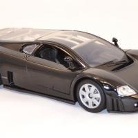Volkswagen nardo w12 noire 1 24 miniature motor max autominiature01 com 2