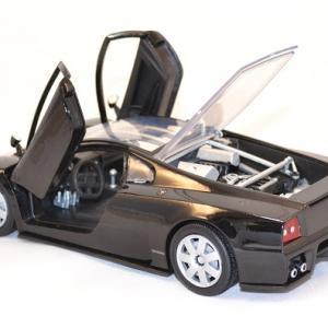 Volkswagen nardo w12 noire 1 24 miniature motor max autominiature01 com 3
