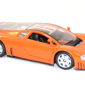 Volkswagen nardo w12 orange 1 24 miniature motor max 2