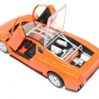 Volkswagen nardo w12 orange 1 24 miniature motor max 3