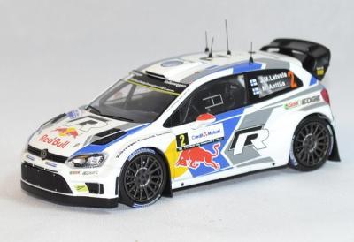 volkswagen polo R wrc rallye de france 2014