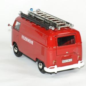 Volkswagen pompier 1 24 motor max autominiature01 2
