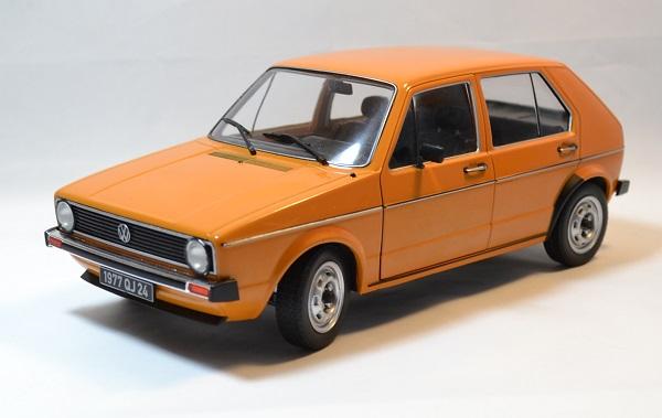 Volkswagen solido golf 1 1 18 autominiature01 1