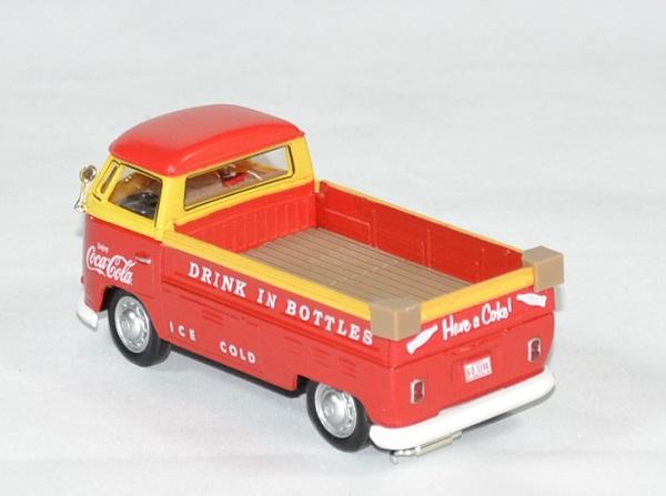 Volkswagen t1 coca cola 1962 pick up 1 43 motor city autominiature01 2
