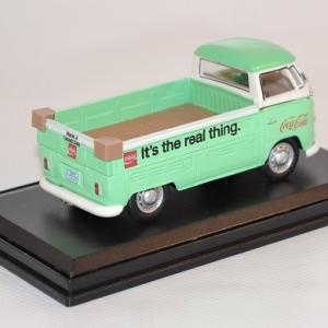 Volkswagen t1 pick up 1962 vert 445738 coca cola 1 43 autominiature01 com 2