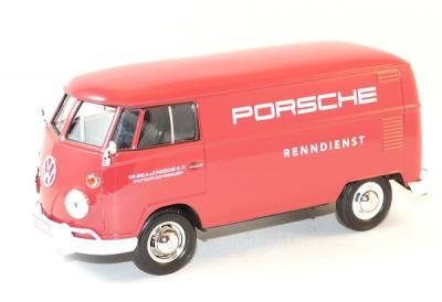 Volkswagen T1 van assistance Porsche compétition