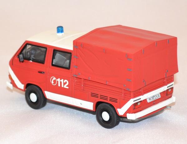 Volkswagen t3 pompier premium 143 autominiature01 com 2