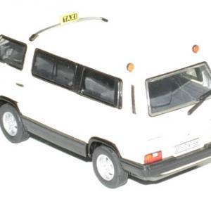 Volkswagen t3b taxi 1 43 premium autominiature01 2