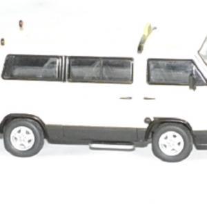 Volkswagen t3b taxi 1 43 premium autominiature01 3