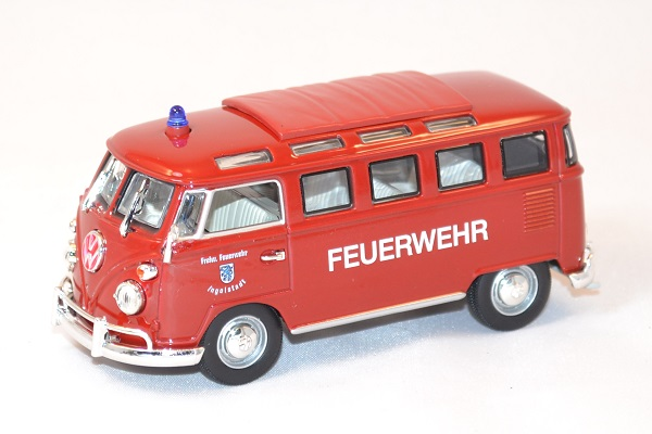 Volkswagent1 miniature pompier 1962 signature 1 43 1