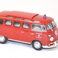 Volkswagent1 miniature pompier 1962 signature 1 43 3