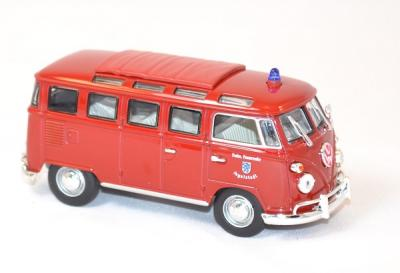 Volkswagen T1 minibus pompier 1962