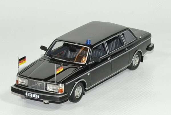 Volvo 264 limousine etat allemand neo autominiature01 1