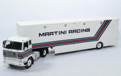 Volvo F88 Martini Racing transporter