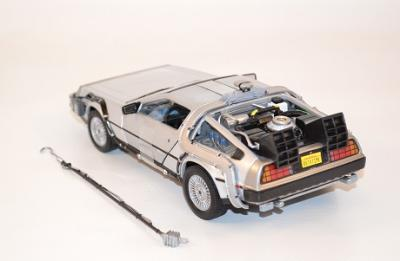 De Lorean Back to the future 1