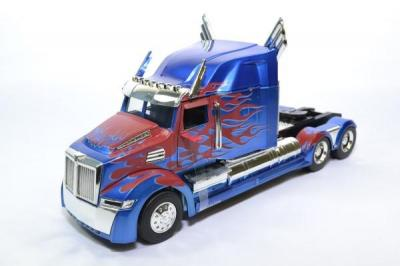 Western Star 5700 ex phamtom Transformers Optimus Prime