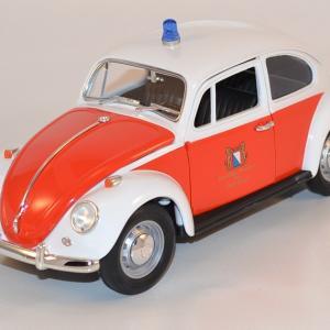 Volkswagen Beettle 1967 pompiers Zurich