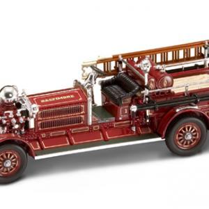 Yatming ahrens fox n s 4 pompiers 1925 miniature 1 43 www autominiature01 com m43004 1