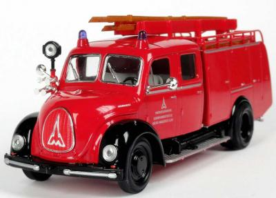 Magirus Deutz Mercur TLF16 Pompiers de Ulm 1961