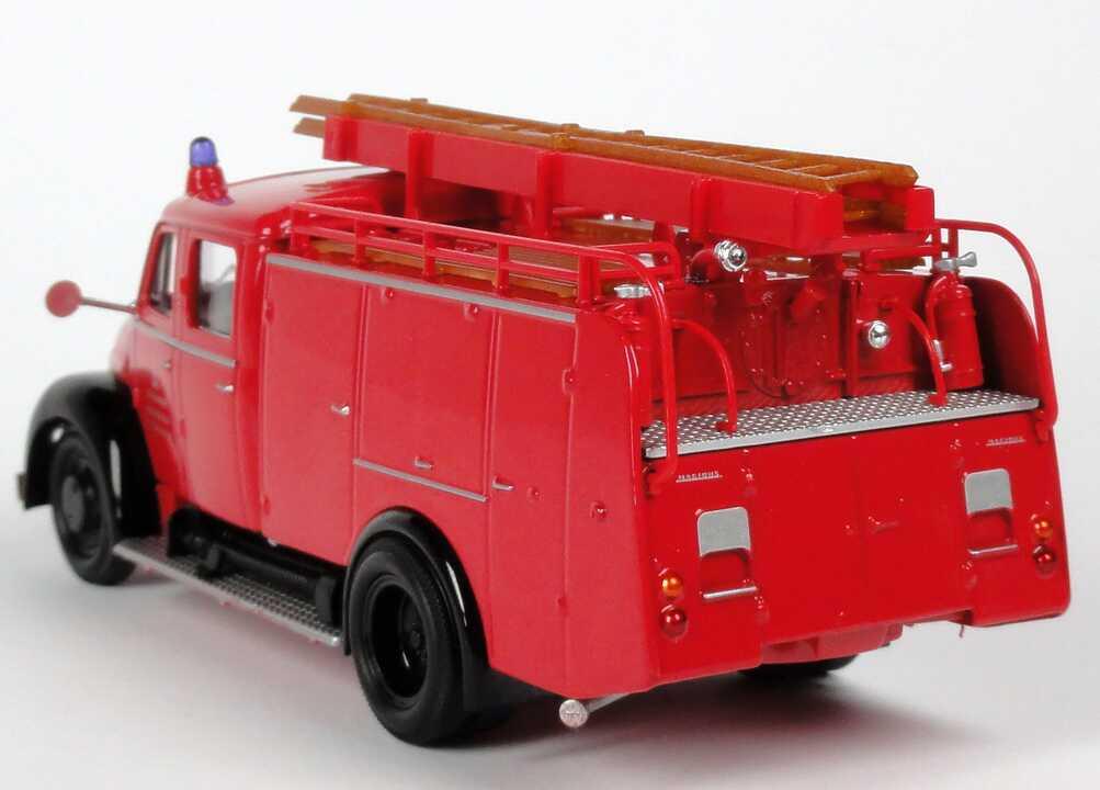Yatming magirus mercur tlf16 pompiers ulm autominiature01 com 43010 2